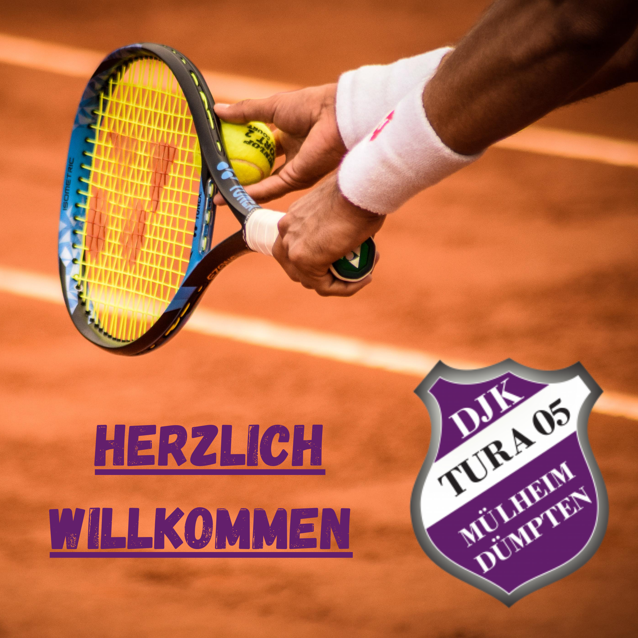 Tennis Abteilung erweitert Online Präsenz